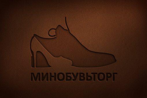 Разработка логотипа ООО Минобувьторг