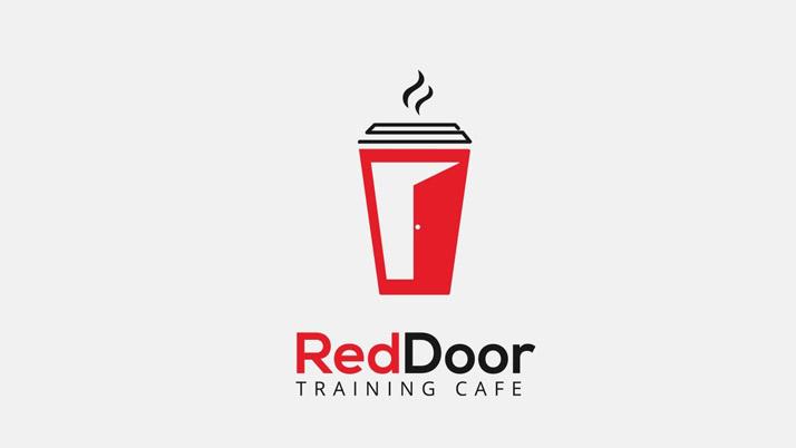логотип двери