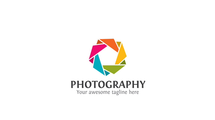 логотип фотографа