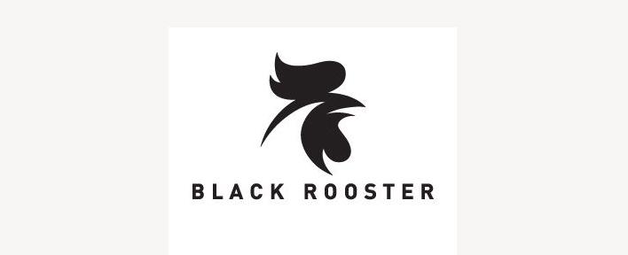 логотип черный