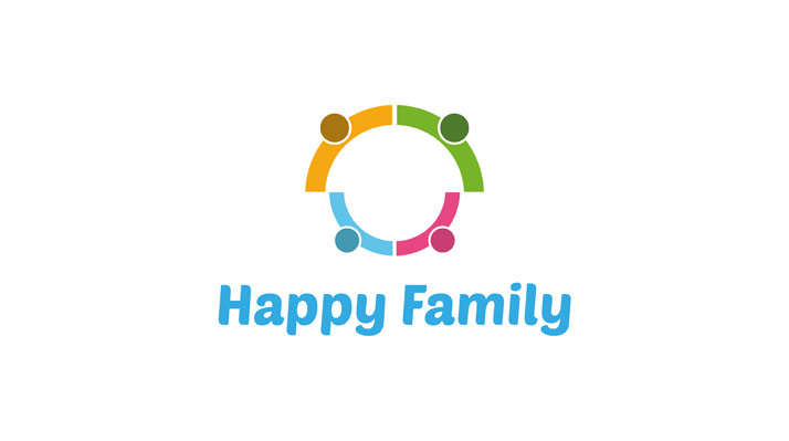 логотип семья