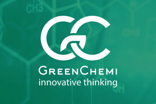 Green Chemi logo & identity design