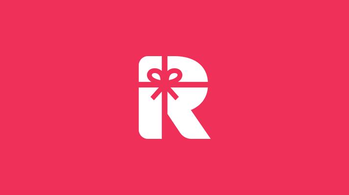 красный логотип